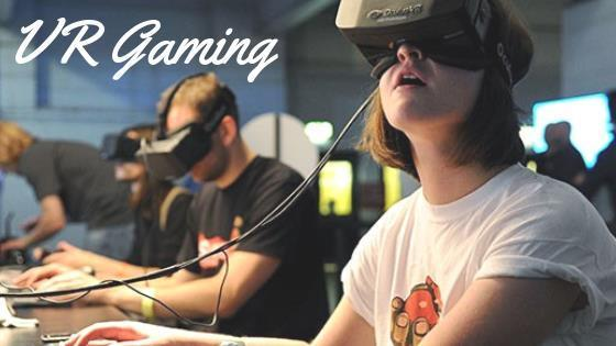 Advantages of VR Gaming