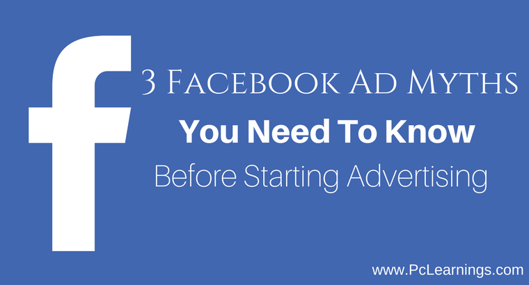 Facebook Ad Myths