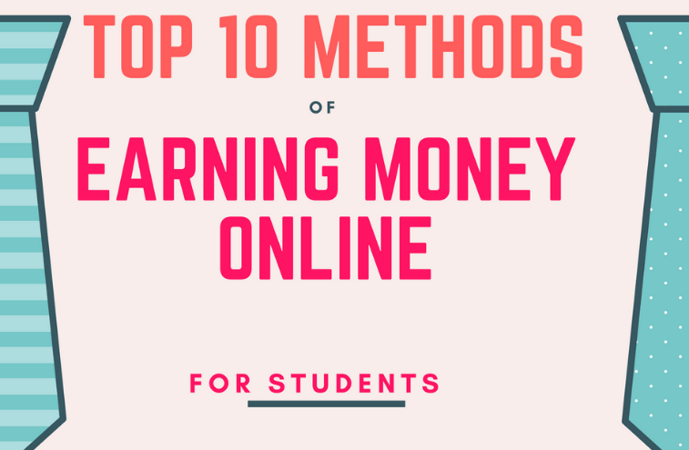 earning money online for students