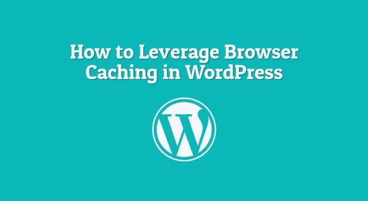 leverage-browser-caching